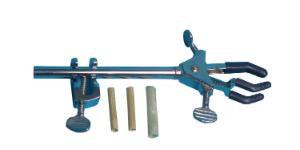 3-Prong Universal Clamp With Holder