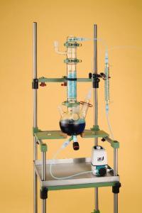 Gas Scrubber, Chemglass