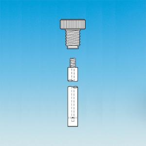 Pressure Reactor Sparger Tubes, PTFE, Ace Glass Incorporated