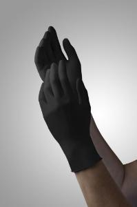VWR® Black Nitrile Examination Gloves