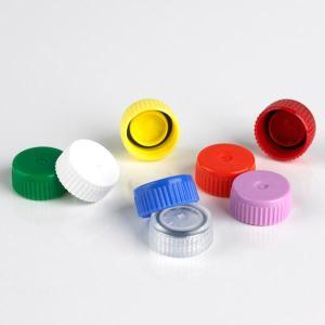 Screw Cap Microcentrifuge Tubes and Caps, Globe Scientific