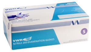 VWR Nitrile 200 Examination Gloves