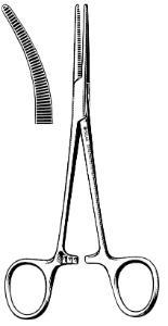 Econo™ Crile Hemostatic Forceps, Floor Grade, Sklar