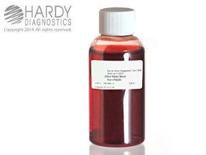 Hemostat Blood, rabbit, sterile, Hardy Diagnostics