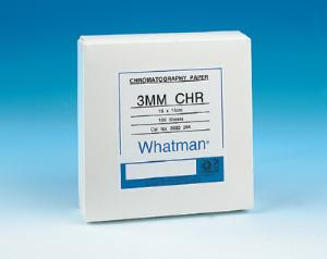 Whatman Grade 17 Chr Cellulose Chromatography Papers, GE Healthcare