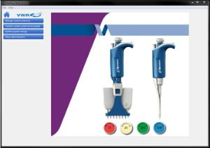 VWR® Electronic Pipettors, Multi Channel, Variable Volume