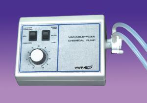 VWR® Chemical Transfer Pump, Variable Flow