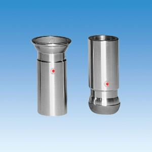 Stainless Steel Spherical Joints, Ace Glass Incorporated