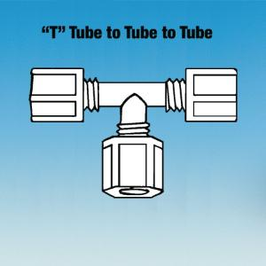 Glass-Filled Polypropylene Tube Connectors, Ace Glass Incorporated