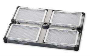 VWR® holder for 4 microplates