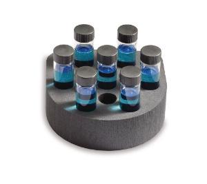 VWR® foam tube insert for thirteen 22-25 mm dia. Test tubes
