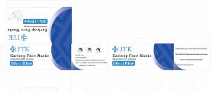 Mask packaging cart
