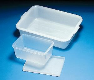 SCIENCEWARE® Sterilizing Trays and Covers, Polypropylene, Bel-Art