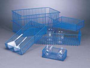 SCIENCEWARE® Poxygrid® Baskets, Bel-Art