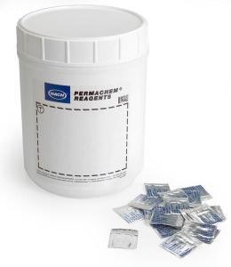 DPD Total Chlorine Reagent Powder Pillows, 5 mL, Hach