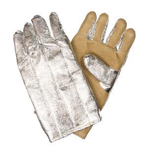 Z-Flex 302 Aluminized Heat Resistant Gloves with ZetexPlus Palm Newtex Industries