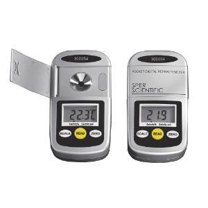 Pocket Digital Salinity Refractometer, Sper Scientific