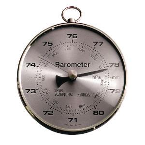 Dial Barometer, Sper Scientific