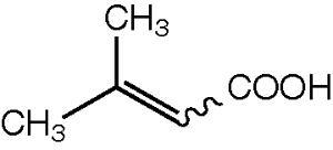 3-Methylcrotonic acid 98%