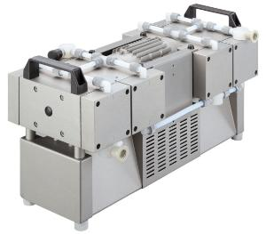 Chemical-Duty Dry Diaphragm Vacuum Pumps, High Capacity, Welch-Ilmvac
