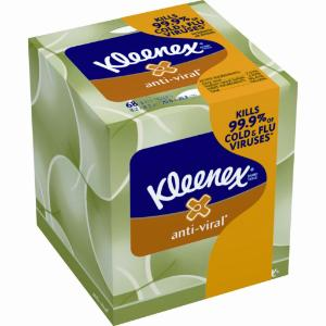 Kleenex® Anti-Viral Facial Tissue, Kimberly Clark Professional