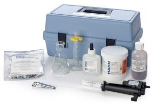 Model CN-DT Total Chlorine Test Kit, Hach