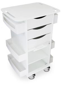 Cart, Core DX, Extra Shelf, TrippNT