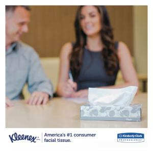 KIMBERLY-CLARK PROFESSIONAL® KLEENEX® White Facial Tissue