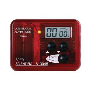 Continuous Alarm Timer, Sper Scientific