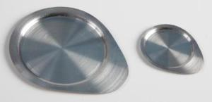 Platinum Crucibles; Standard and Wide Shapes, XRF Scientific