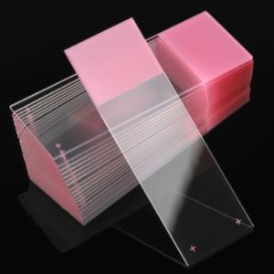 Charged Microscope Slides, White Glass, Globe Scientific