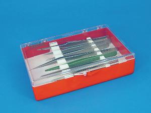 EMS Tweezers Protection Box, Electron Microscopy Sciences