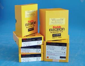 Kodak Electron Microscopy Film 4489, Electron Microscopy Sciences