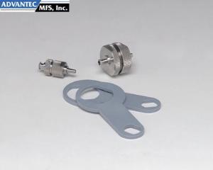 Stainless Steel Syringe Filter Holders, Advantec MFS