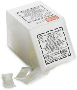 FerroZine® Iron Reagent Solution Pillows, Hach