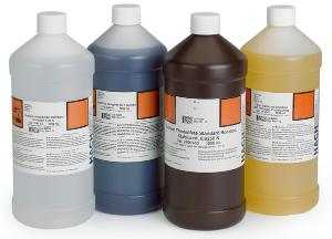 Fluoride Standard Solutions, Traceable to NIST, Hach