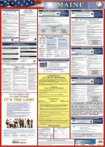 Labor Law Posters, National Marker