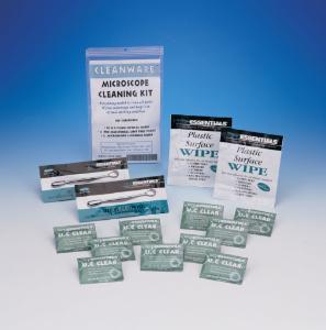 SCIENCEWARE® Cleanware™ Microscope Optics Cleaning Kit, Bel-Art