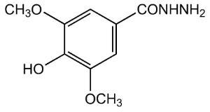 3,5-Dimethoxy-4-hydroxybenzhydrazide 97%