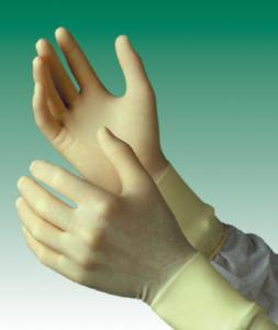 VWR CERTICLEAN Class 10 Latex Gloves Hand-Specific