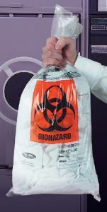 VWR® Autoclavable Bags, 1.5 mil