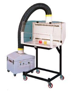 Low Velocity Fume Hoods, Plas-Labs™