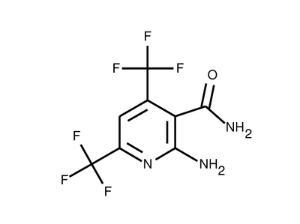 2-Amino-4,6-bis(trifluoromethyl)nicotinamide ≥95%