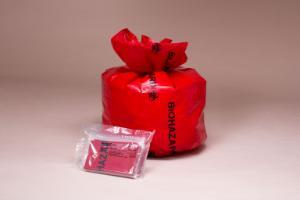 VWR® Irradiated Biohazard Bags