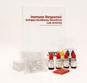 Ward's® Immune Response: Antigen/Antibody Reactions Kit