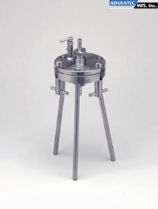 Multi-Media Pressure Filter Holders, Stainless Steel, Advantec MFS