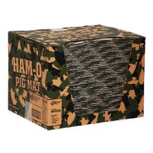 PIG® Green Ham-O® Absorbent Mat Pad in Dispenser Box, New Pig