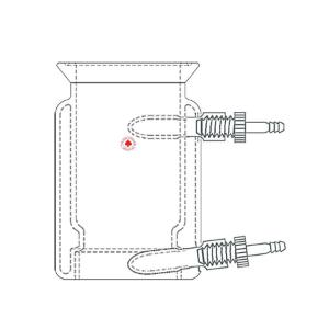 Bench Scale Jacketed Filter Reactor, Ace Glass Incorporated