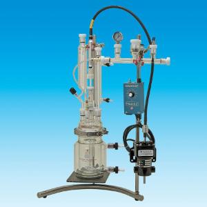 Two-Piece Jacketed Pressure Reactor without Drain Valve, Ace Glass Incorporated