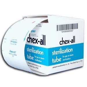 Chex-All® Sterilization Tubes, Propper Manufacturing